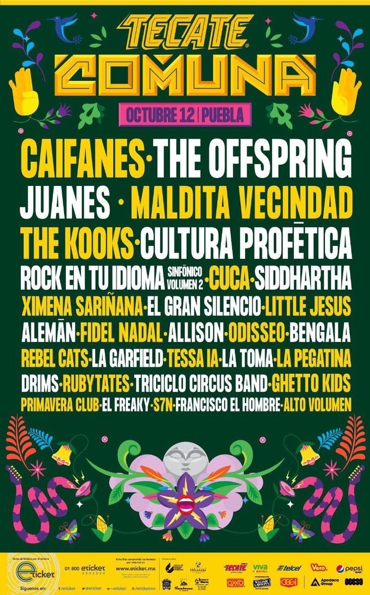 Festival Tecate Comuna 2019