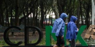 zonas donde mas llueve en la CDMX