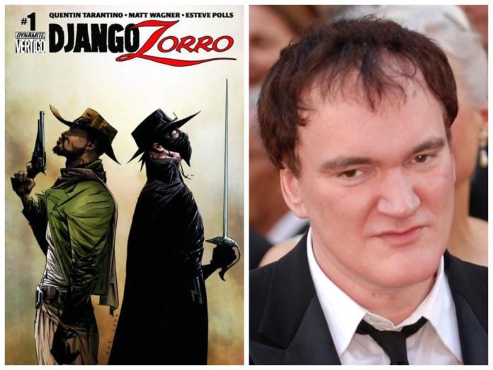 Nueva película Tarantino secuela Django el zorro
