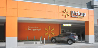 Pickup Walmart