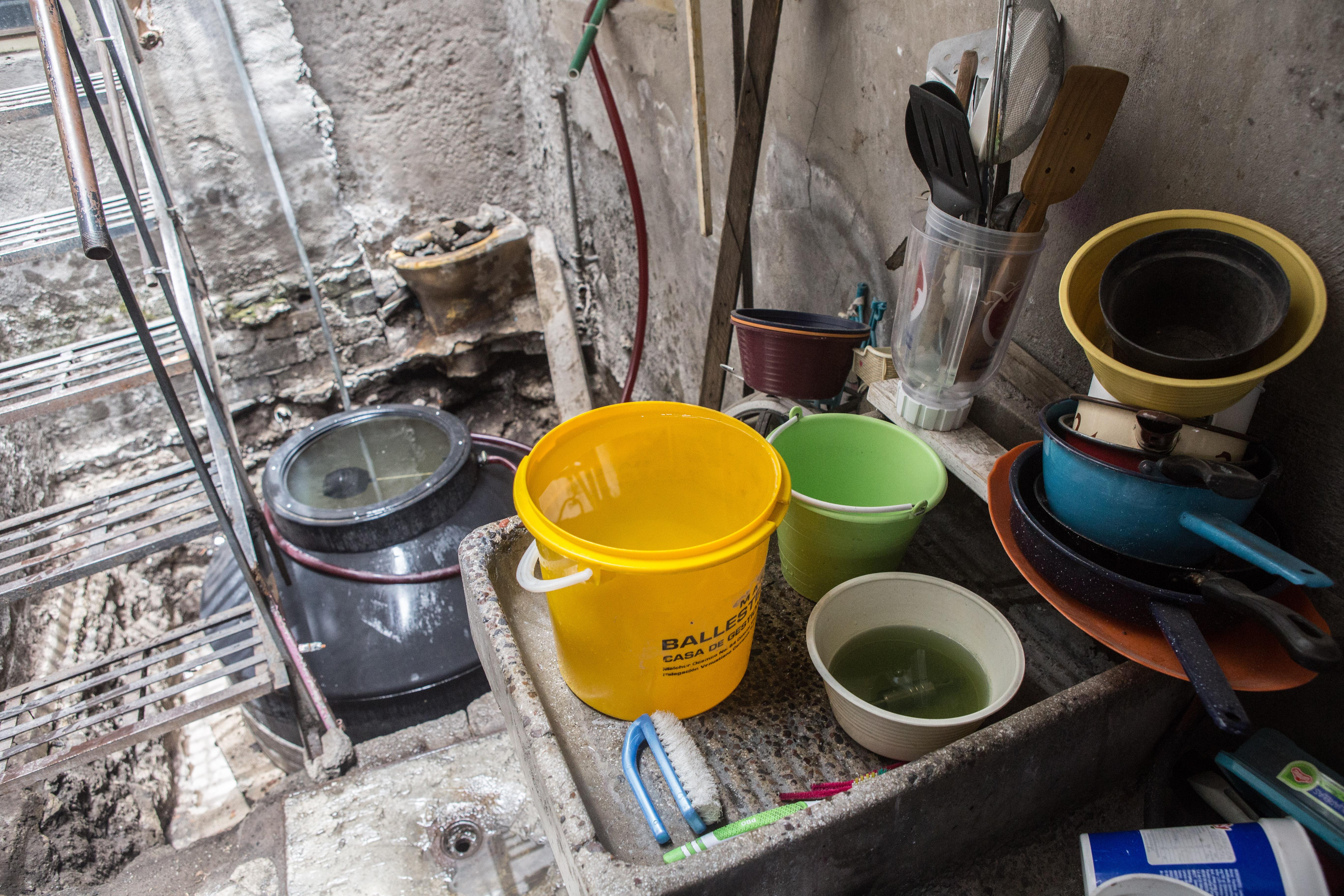 #CiudadSedienta: Así es vivir sin agua en la CDMX