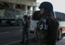 Guardia Nacional en la CDMX