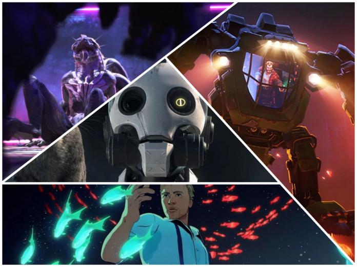 Segunda temporada Love death and robots