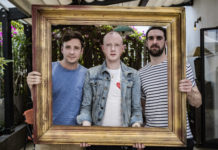 entrevista a Two Door Cinema Club