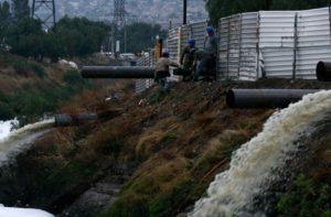 agua residual CDMX