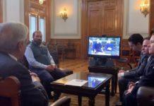AMLO y Mark Zuckerberg hicieron videoconferencia, ¿de qué hablaron?