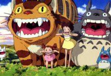 bazar de Ghibli y cultura asiática.