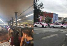 Lunes de cierres viales en la CDMX y retrasos en Metro y Metrobús