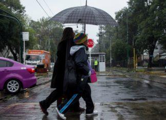 ¡Aguas con Tláloc! Así será el clima del 5 de junio en la CDMX