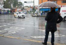 ¡Llévate el paraguas y botas para lluvia! Este será el clima del 7 de junio