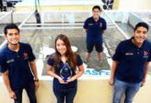 Alumnos de la UNAM ganan concurso de ingeniería en EU
