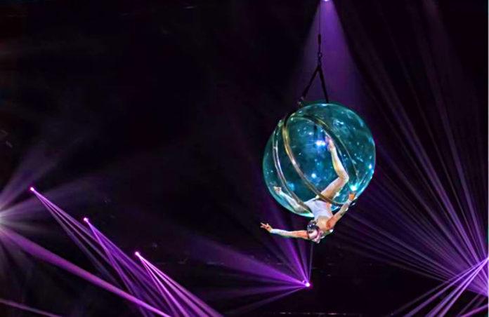 espectáculo de burbujas en la cdmx