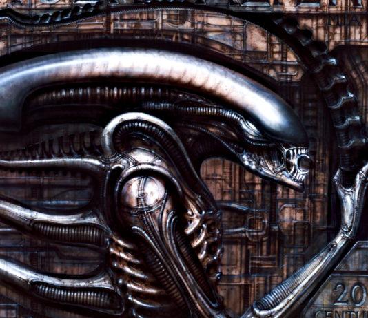 expo del creador de alien en la cdmx