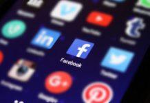 Facebook aplicación Huawei
