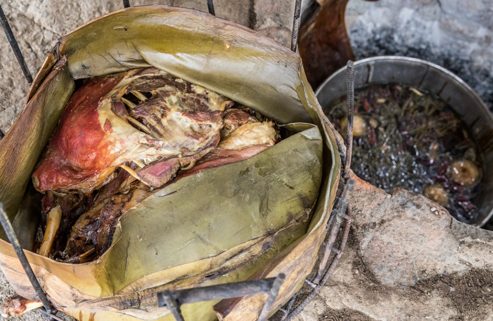 FERIA DE LA BARBACOA Y EL PULQUE EN CHIGNAHUAPAN 2019