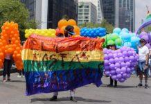 fotos de la marcha del orgullo en cdmx