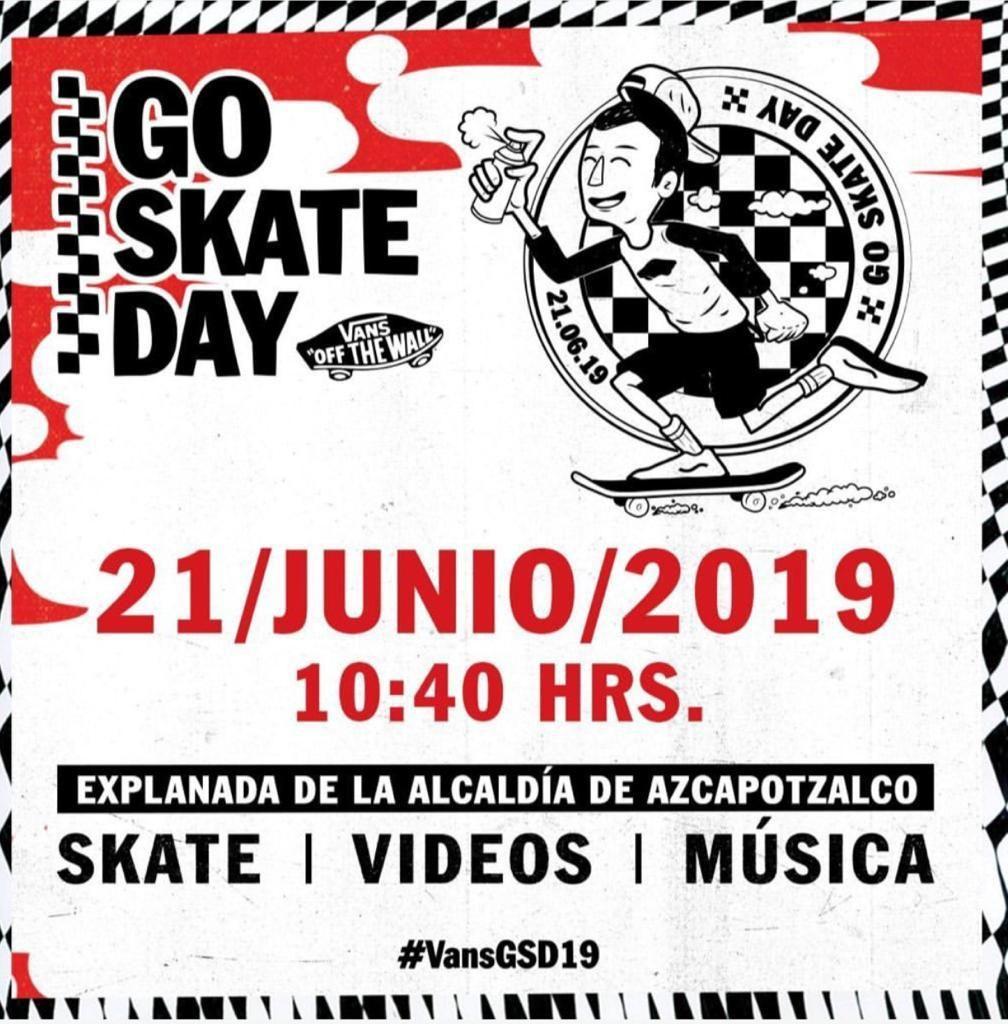 go skate day vans