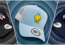gorras de los looney tunes