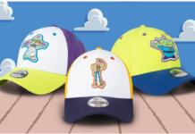 gorras de toy story
