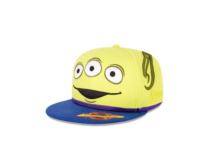 gorras de toy story alien