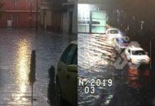 Lluvia provoca caos en el Metro e inundaciones en la GAM