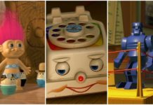 juguetes reales en toy story