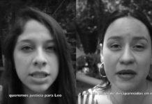 Jóvenes exigen justicia para Leonardo Avendaño y Norberto
