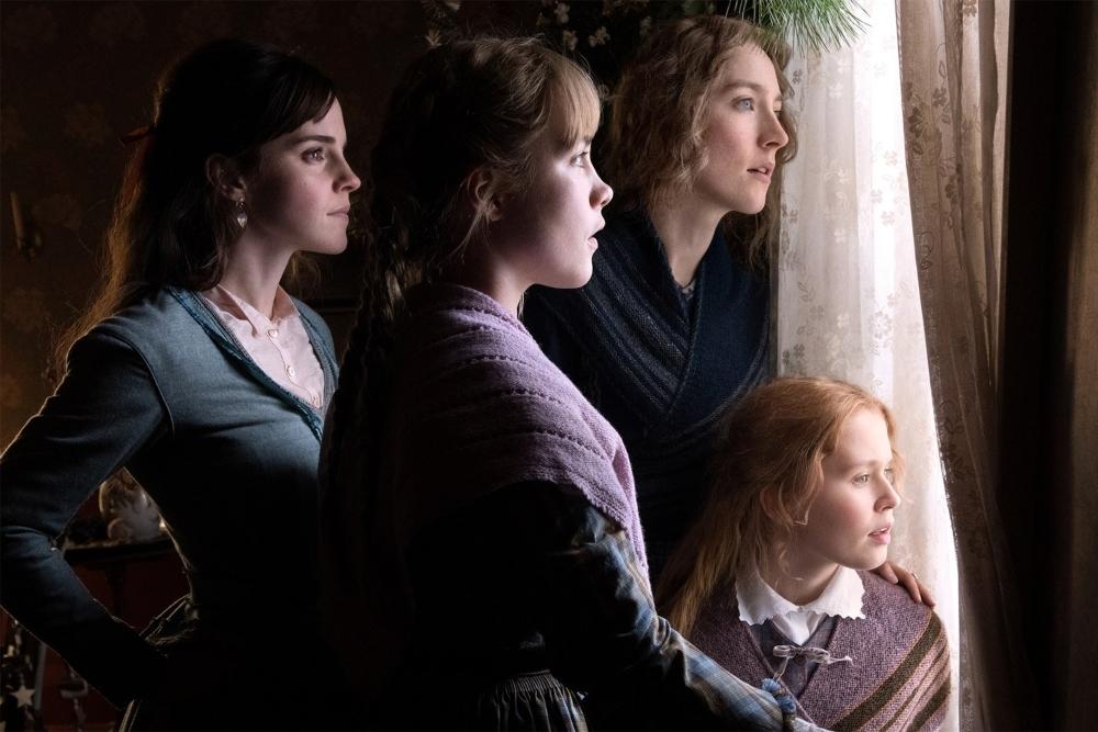 Emma Watson se casa en el nuevo trailer de 'Mujercitas — OMG