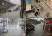 Lluvia del 13 de junio causa inundaciones en Perisur, Tlalpan e Iztapalapa