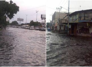 lluvia del 19 de junio dejó inundaciones en Iztapalapa
