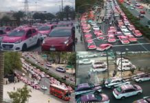 Estas son las zonas afectadas por la manifestación de taxistas en CDMX