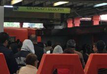 ¡Atención! Activan marcha lenta en el Metro por lluvias en CDMX
