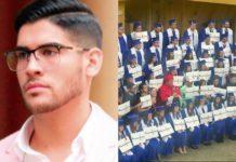 Secuestran a universitario, Norberto Ronquillo, al salir de clases en CDMX