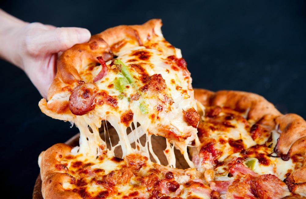 PIZZA LIBRE EN ABORIGEN