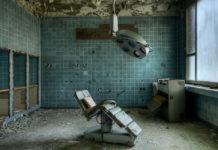 recorrido por la clínica embrujada de la roma