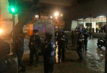 Le disparan a policía que intentó frustar robo en Metro Morelos