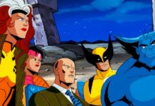 serie animada X-Men