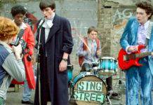 Proyección de Sing Street