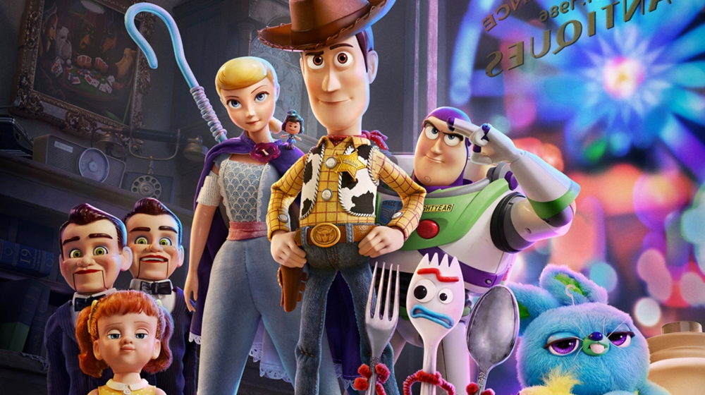 Toy Story 4 supera a Avengers: Endgame