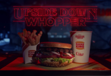 whopper del upside down