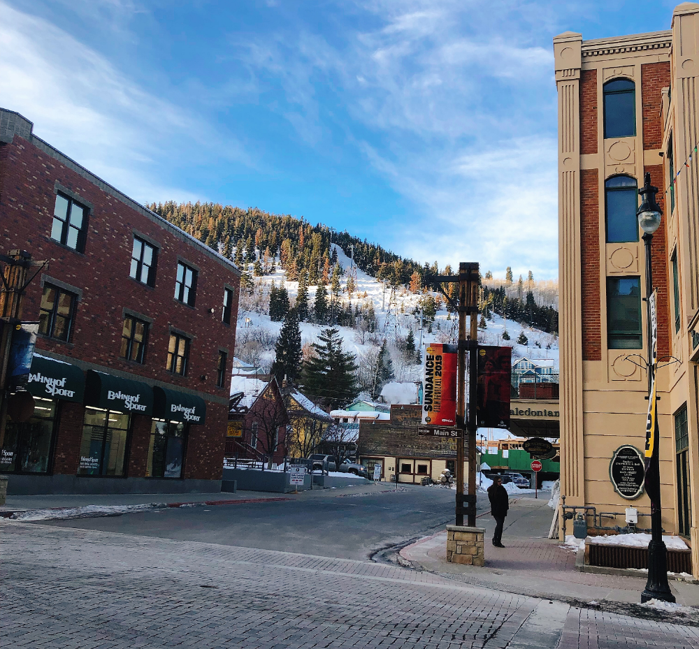 Viajar a Park City