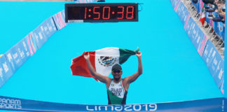mexicanos en los Juegos Panamericanos Lima 2019