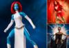 la colección de muñecas X-Men?