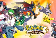 beta Pokémon Masters