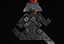 medalla del Medio Maraton de Ciudad de Mexico