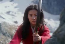 Primer adelanto de Mulan