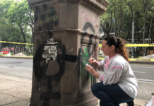 esculturas de Paseo de la Reforma