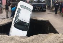 socavón en ecatepec
