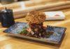 hamburguesa de ramen en CDMX