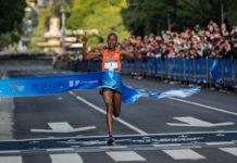 Medio Maratón de la CDMX 2019